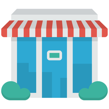Retail Shop (Computer / Clothing / etc)